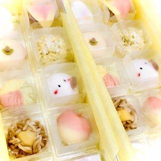 季節の京和菓子10月『神無月』