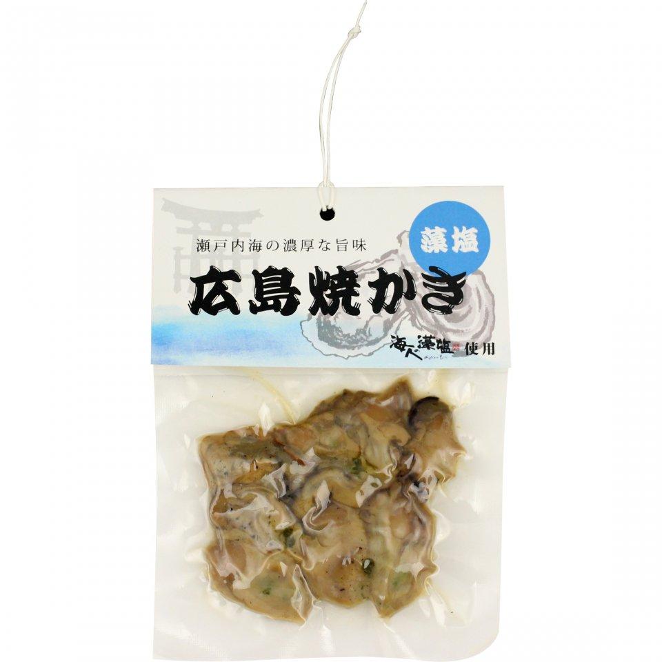 広島焼かき 藻塩(50g)