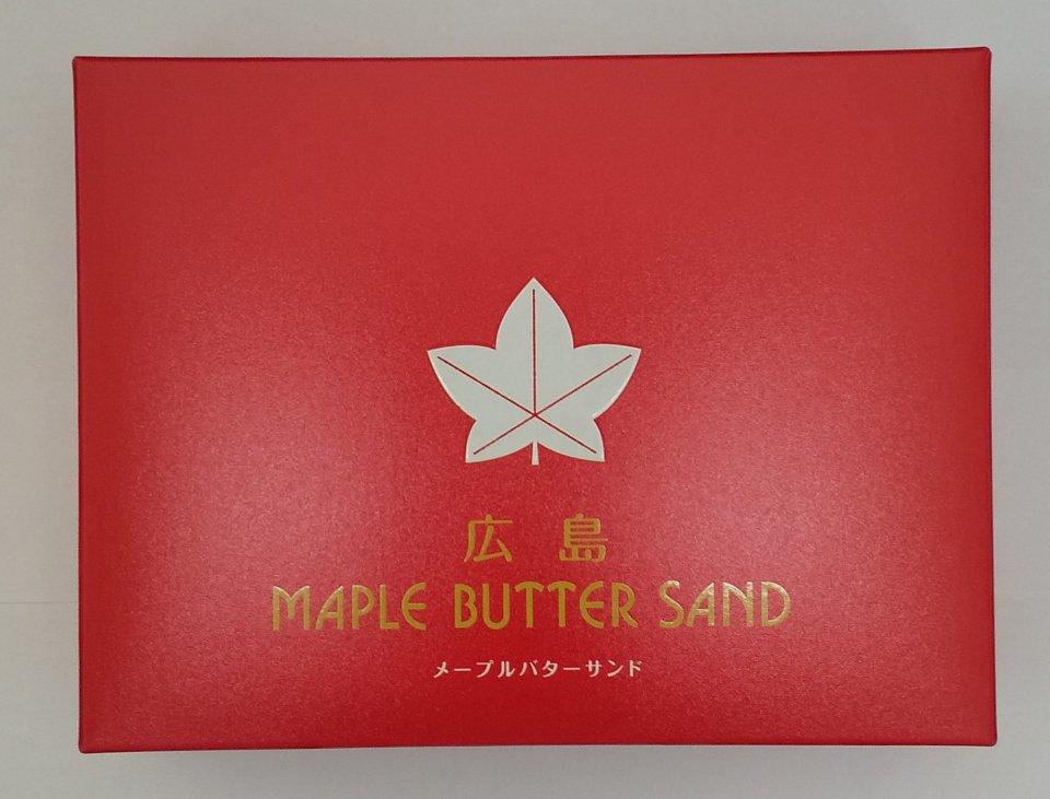メープバターサンド(5個入り)