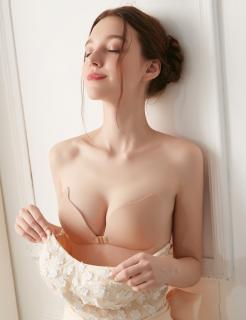 ドレス専用 ヌーブラ ベージュ(A39)