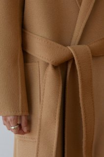 <font color=pink>*再入荷*</font><br>マーブルカシミヤ<br>marble cashmere<br>handmade coat<br>2colors