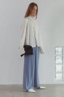wide straight pants<br>sora