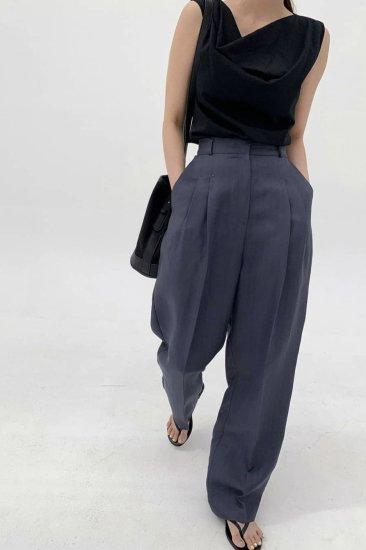 j linen pants<br>3colors
