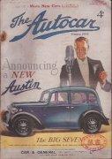 The Autocar No.2176 July 16th  1937.