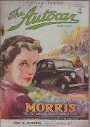 The Autocar No.2179 March 19th  1937.