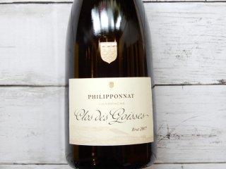 【シャンパン】フィリポナ クロ・デ・ゴワス・モノポール・ブリュット 2007(箱入り)