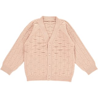 <img class='new_mark_img1' src='https://img.shop-pro.jp/img/new/icons22.gif' style='border:none;display:inline;margin:0px;padding:0px;width:auto;' />【20%OFF】HAPPYOLOGY  ABBOTT CARDIGAN, DUSTY ROSE