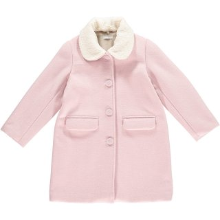 <img class='new_mark_img1' src='https://img.shop-pro.jp/img/new/icons22.gif' style='border:none;display:inline;margin:0px;padding:0px;width:auto;' />【20%OFF】HAPPYOLOGY  JESSIE COAT, DUSTY PINK