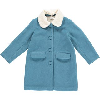 <img class='new_mark_img1' src='https://img.shop-pro.jp/img/new/icons22.gif' style='border:none;display:inline;margin:0px;padding:0px;width:auto;' />【40%OFF】HAPPYOLOGY  JESSIE COAT, SKY BLUE