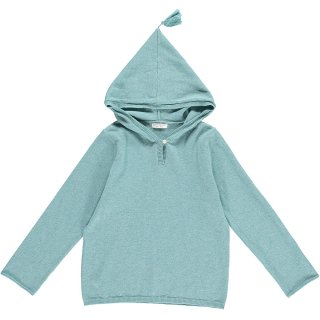 <img class='new_mark_img1' src='https://img.shop-pro.jp/img/new/icons22.gif' style='border:none;display:inline;margin:0px;padding:0px;width:auto;' />【40%OFF】HAPPYOLOGY HADLEY KNITTED TOP, DUSTY MINT