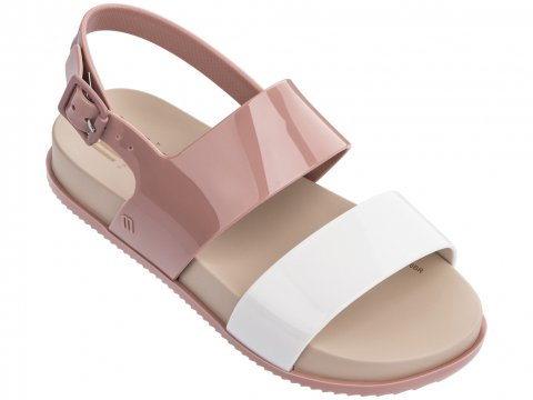 <img class='new_mark_img1' src='https://img.shop-pro.jp/img/new/icons22.gif' style='border:none;display:inline;margin:0px;padding:0px;width:auto;' />【60%OFF】Melissa  Mel Cosmic Sandal-PINK