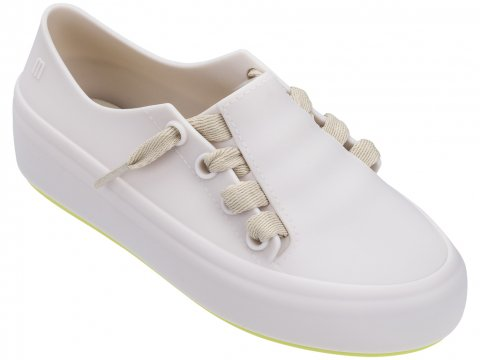 <img class='new_mark_img1' src='https://img.shop-pro.jp/img/new/icons22.gif' style='border:none;display:inline;margin:0px;padding:0px;width:auto;' />【60%OFF】Melissa  Mel Ultisa Sneaker-WHITE