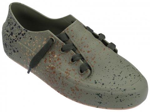 <img class='new_mark_img1' src='https://img.shop-pro.jp/img/new/icons22.gif' style='border:none;display:inline;margin:0px;padding:0px;width:auto;' />【60%OFF】Melissa  Melissa Ulitsa Sneaker Splash-GREEN