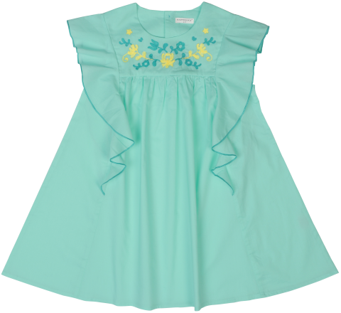 <img class='new_mark_img1' src='https://img.shop-pro.jp/img/new/icons22.gif' style='border:none;display:inline;margin:0px;padding:0px;width:auto;' />【50%OFF】HAPPYOLOGY  KEA DRESS, SODA 4-5Y,6-7Y,8-9Y