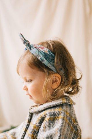 【20%OFF】HAPPYOLOGY Cilla Headband, Green Forest 0M〜3Y