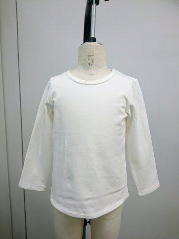 【40%OFF】HAPPYOLOGY  Essential Organic Cotton T-Shirt, White