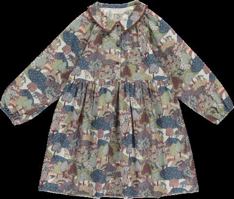 <img class='new_mark_img1' src='https://img.shop-pro.jp/img/new/icons22.gif' style='border:none;display:inline;margin:0px;padding:0px;width:auto;' />【40%OFF】HAPPYOLOGY Tessa Dress, Khaki Forest
