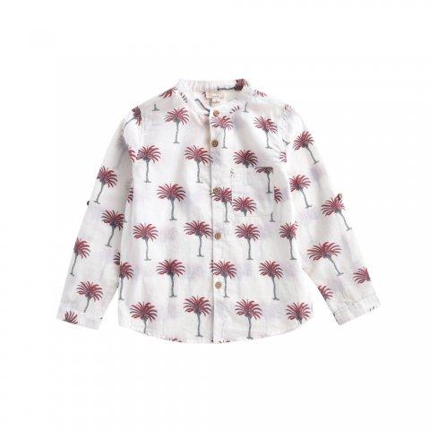 【40%OFF】Louise Misha Baby Amod Shirt, White Tropical