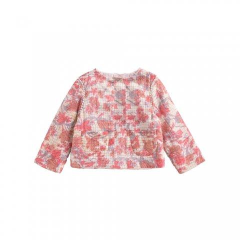 【40%OFF】Louise Misha Baby Soluta Jacket, Pink Flowers
