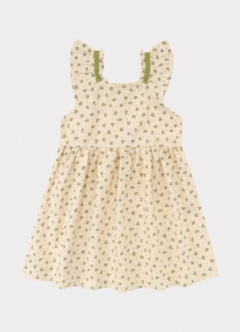 【ワンピース】HAPPYOLOGY Baby Chanti Dress
