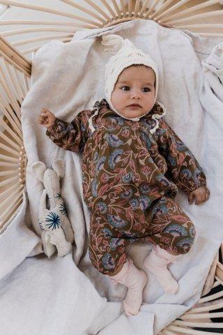 【ジャンプスーツ】Louise Misha Baby Adelie Jumpsuits, BronzeFolkFlowes