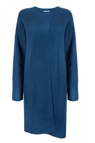 【ニットトップス】JOVONNA CAFUNE KNITTED JUMPER-BLUE