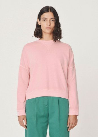 【スエット】YMC Almost Grown sweat, Pink