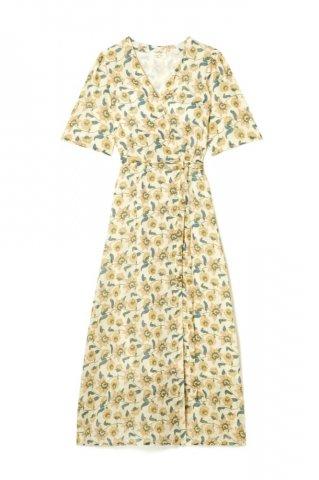 【ワンピース】Louise Misha Womens Steria Dress, Cream Flowers