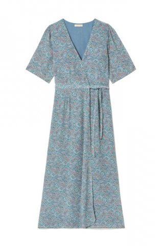 【ワンピース】Louise Misha Womens Steria Dress, StormSpringFlowers