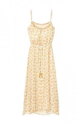 【ワンピース】Louise Misha Womens Chamane Dress, BlushFlowers Lurex