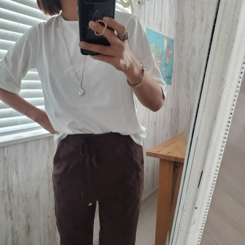 【Tシャツ】YMC CARLOTA T-SHIRT
