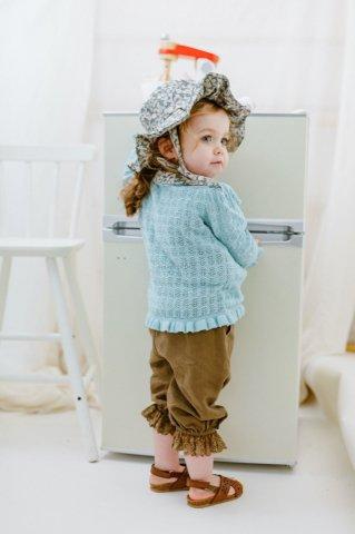 【ボトムス】HAPPYOLOGY Baby Winslow Trousers, Chesnut