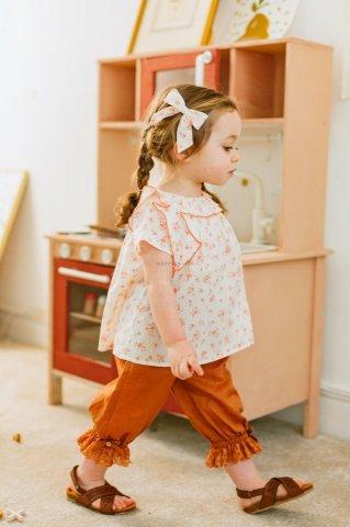 【ボトムス】HAPPYOLOGY Kids Winslow Trousers, Caramel