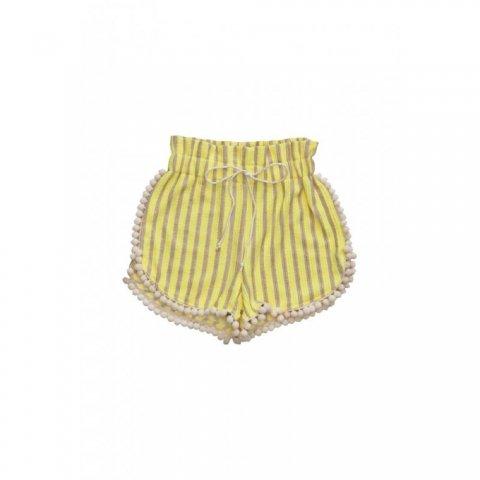 【ショートパンツ】Pavonada Baby Bari, lemon Sherbert