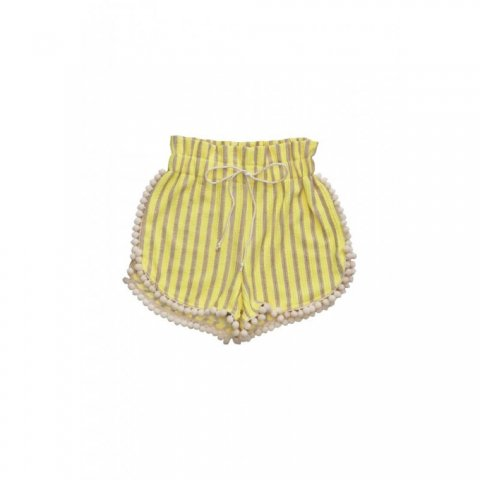 【ショートパンツ】Pavonada Kids Bari, lemon Sherbert