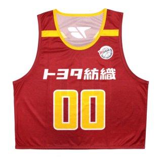 トヨタ紡織 サンシャインラビッツ ビブス ■2019-20Wリーグ公式グッズ■