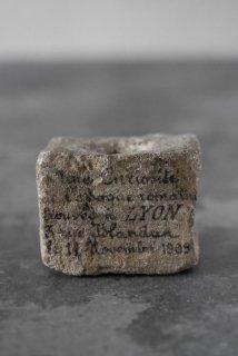 Stone cube