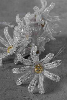 Fleur en perles No.14