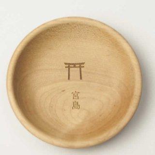 豆皿(鳥居)
