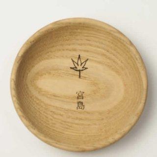 豆皿(もみじ白)