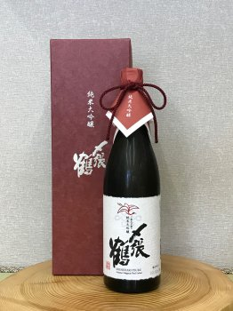 〆張鶴 純米大吟醸 RED LABEL  720ml