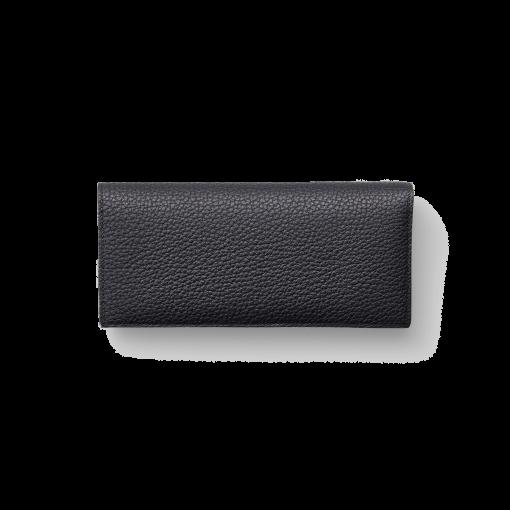 TT2 Wallet<br>French Crisp Calf×Lamb<br>Black×New Grey