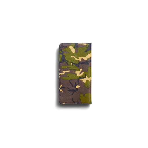 iPhone 7Plus&8Plus Combo Case<br>Camouflage Goat×Goat<br>Dark Natural×Yellow