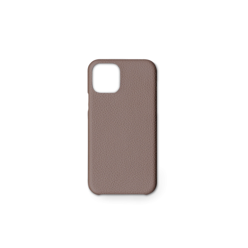 iPhone 11 Pro Case<br>German Shrunken Calf<br>Tortora