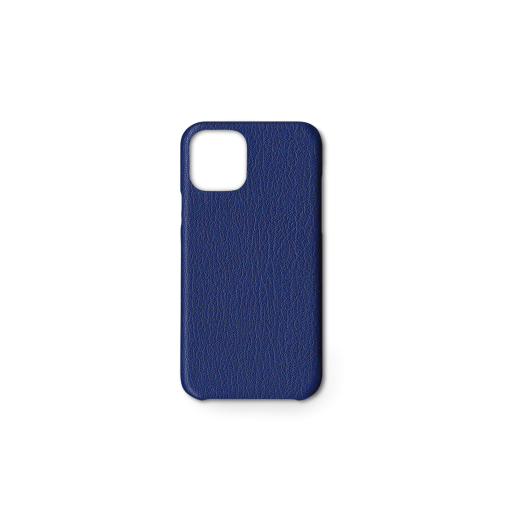 iPhone 11 Pro Case<br>French Goat<br>Sapphire Blue