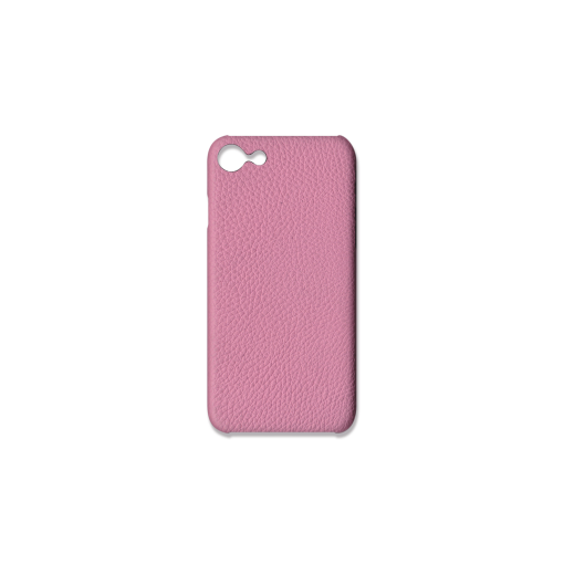 iPhone 7, 8 & SE Case<br>German Shrunken Calf<br>Pink