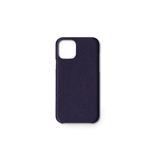 iPhone 11 Pro Case<br>French Goat<br>Dark Purple