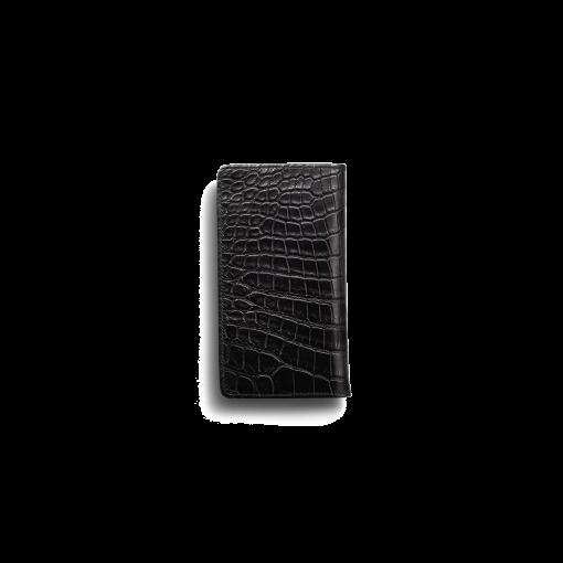 iPhone 7Plus&8Plus Combo Case<br>Mississippi Alligator×Goat<br>Black×Red