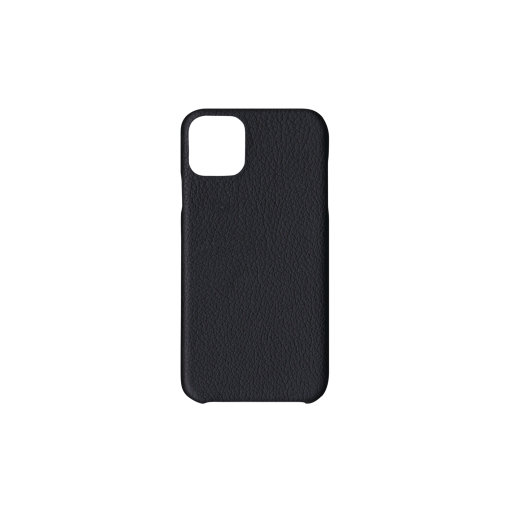 iPhone 11 Pro Max Case<br>French Crisp Calf<br>Black