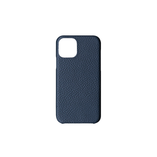 iPhone 11 Pro Case<br>German Shrunken Calf<br>Imperial Blue